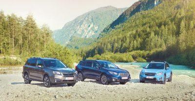 Subaru, Dünyanın En Çok 4×4 Otomobil Satan Markası Oldu
