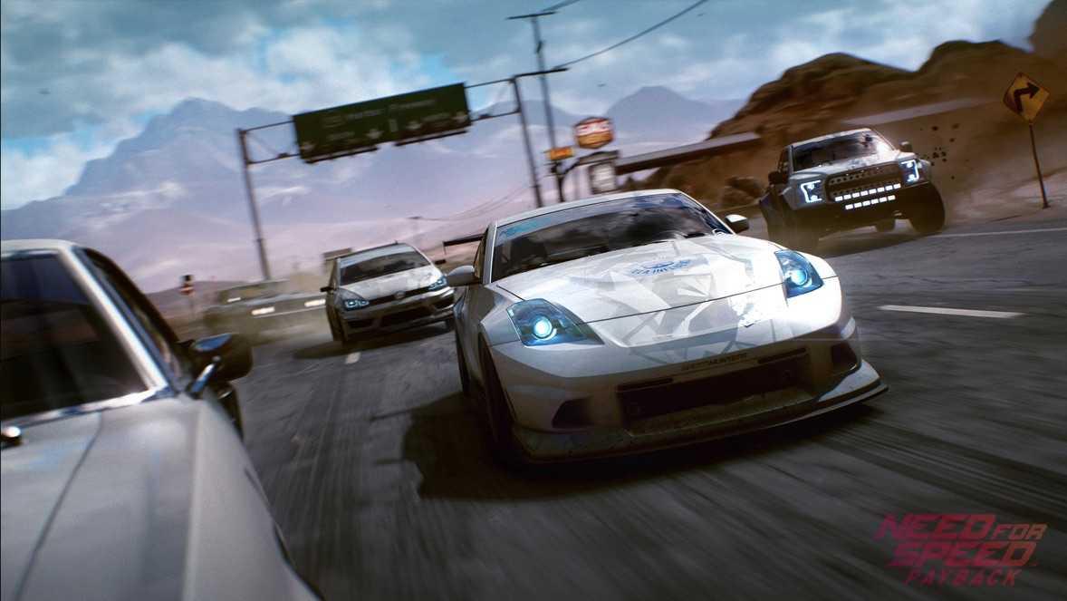 Need for Speed Payback Hakkında Her Şey!