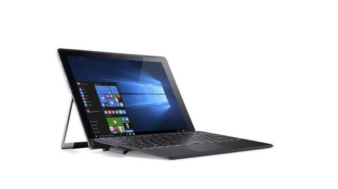 Acer Switch Alpha 12 Türkiye'de Satışa Sunuldu