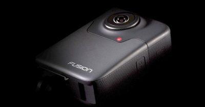 360 Derece Çekim Özelliği ile Yeni GoPro Fusion Satışa Sunuldu