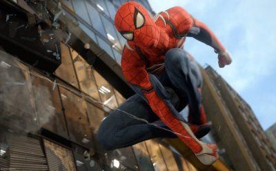 Spider-Man Oynanış Videosu Süper Kahraman Oyunları Adına Umut Vaat Ediyor!