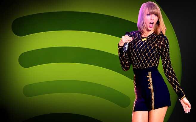 Taylor Swift Spotify ile Barıştı Mı?