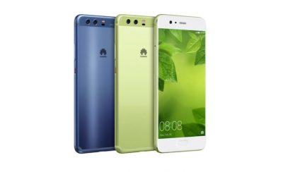 Akıllı Telefonlarda Kullanıcı Dostu Tüm Özellikler HUAWEI P10'da Buluştu