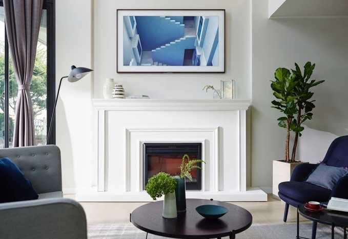 Tablo Gibi Televizyon Samsung The Frame'in Fiyatı Sizi Şok Edebilir!