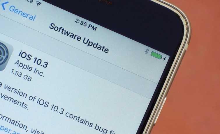 iOS 10.3.3 Güncellemesini Yüklemeniz Neden Önemli?