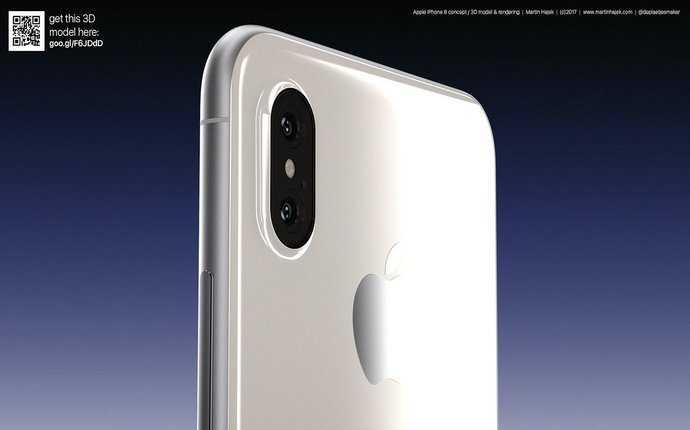 İddia: iPhone 8'in Kamerasına Artırılmış Gerçeklik Dopingi