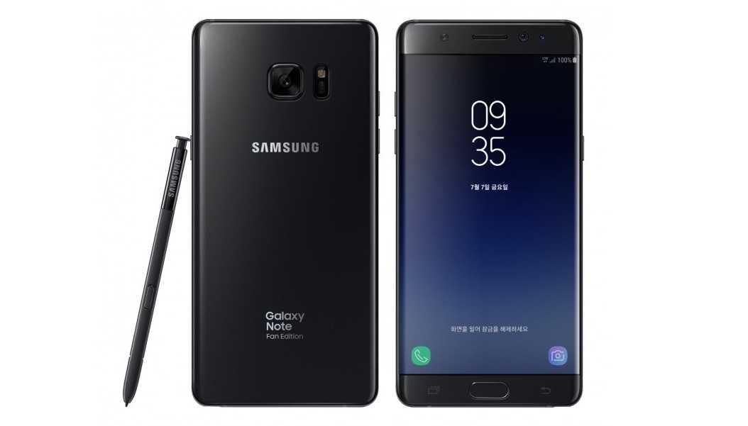 Galaxy Note7 'Yeni Piliyle' Bir Kez Daha Satışa Sunuldu!