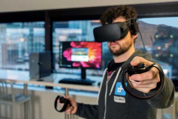 Oculus'un Kablosuz Sanal Gerçeklik Gözlüğü 2018'de Satışta