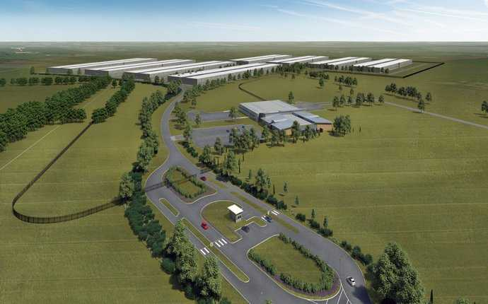 Apple Danimarka'ya İkinci Veri Merkezini Kuruyor