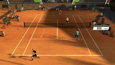 SEGA Virtua Tennis Challenge Mobile Geldi! İndir!