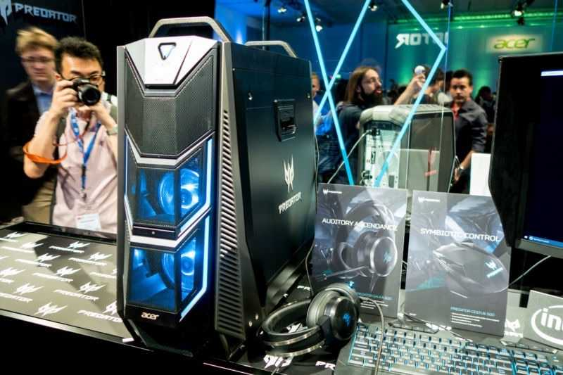 Acer Predator Orion 9000 Tanıtıldı [Hareket Ediyor!]
