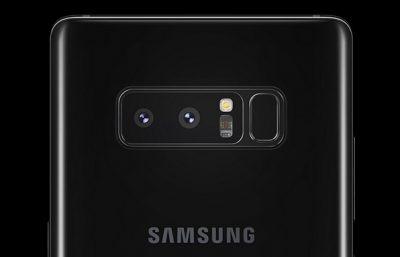 Galaxy Note 8 Tasarımı Sınıfı Geçti