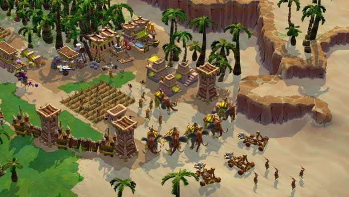 Age of Empires 4 Sürpriz Bir Tanıtım İle Açığa Çıktı!
