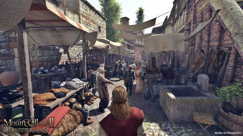 Mount Blade 2 ile İlgili Yeni Gelişmeler Var