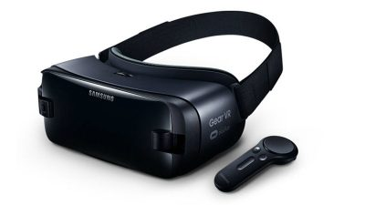 Galaxy Note 8 için Üretilen Samsung Gear VR Satışa Çıkıyor