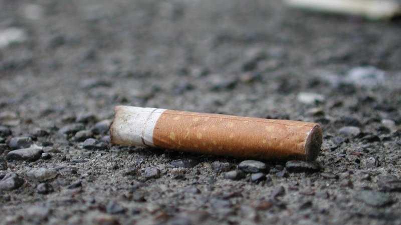 Sigara İzmaritleri Yol Asfaltında Kullanılmaya Başlandı!