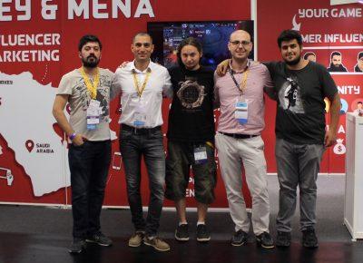 Türk YouTuber'lar Gamescom 2017 Fuarı'nda Yoğun İlgi Gördü