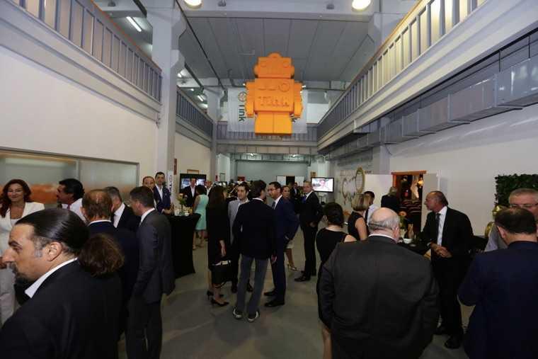 Türkiye'nin İlk Teknoloji Lisesi Tink Açıldı