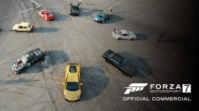 Forza Motorsport 7 Demo Sürümü Topa Tutuluyor