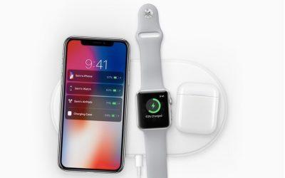 Apple AirPower 2018'de Satışa Sunulacak