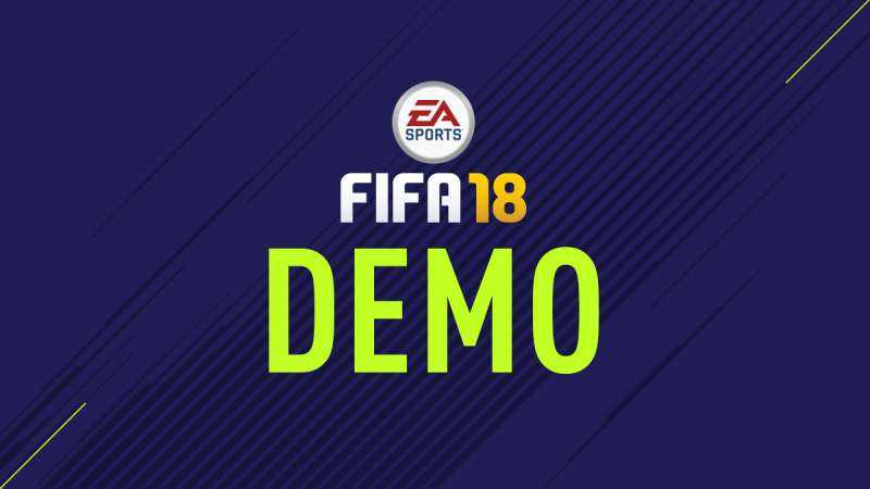 FIFA 18 Demo İle İlgili Sıcak Saatler Yaşanıyor