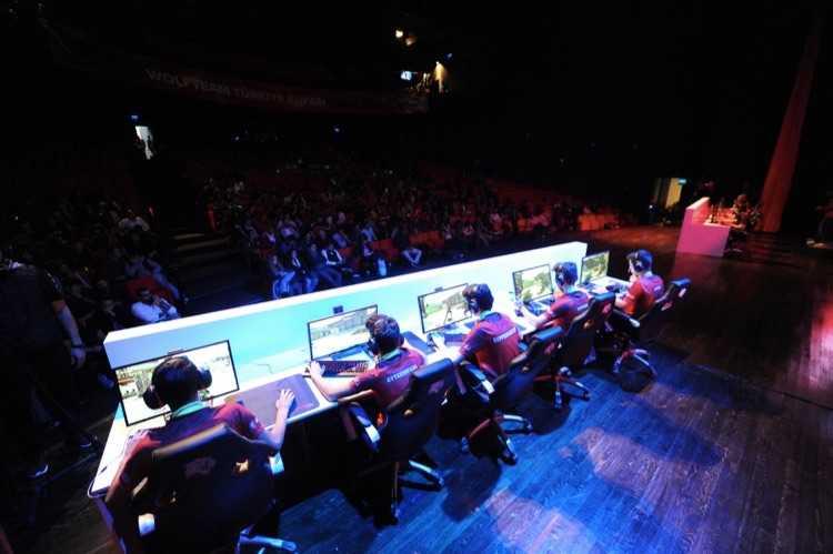 Wolfteam Türkiye Şampiyonu HWA Gaming Oldu