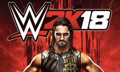 WWE 2K18 Oyunseverler ile Buluşuyor