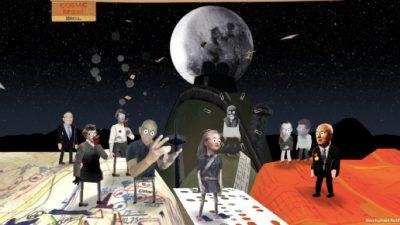 Soğuk Savaş Oyunu Cosmic Top Secret