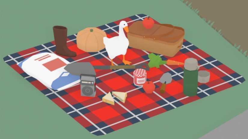 Stratejik 'Hırsızlık' Oyunu Untitled Goose Game