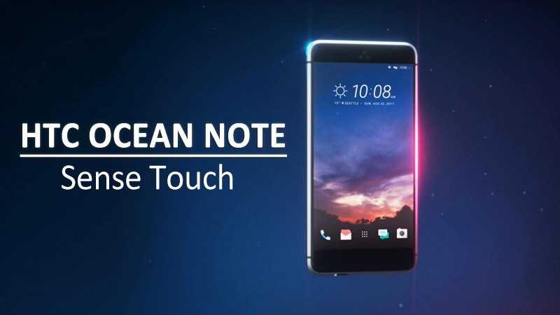 HTC Ocean Life Android One'ın Teknik Özellikleri Netlik Kazandı