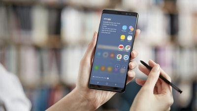 Samsung Galaxy Note 8'in Firmalara Özel Versiyonu Üretildi