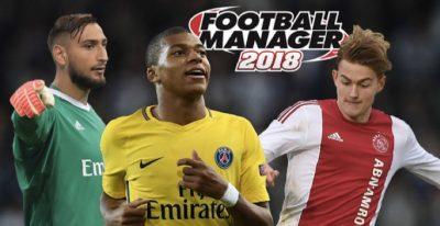 Football Manager 2018 En İyi Wonderkit'ler [Tüm Mevkiler]