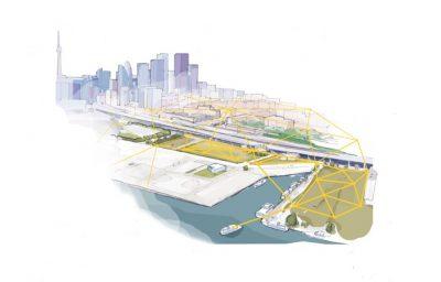 Kanada'da 'Geleceğin Akıllı Şehri' İnşa Edilecek