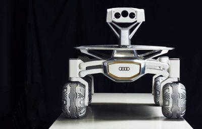 Audi 'Ay Görevi' için Geri Sayıma Başladı