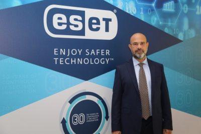 ESET Türkiye CEO'su Alain Soria: Yeni Cephelerde Yeni Siber Mücadeleler Dönemi Başlıyor