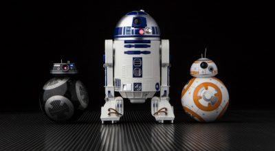 Tüm Detayları ile Sphero'nun Star Wars Droid Koleksiyonu