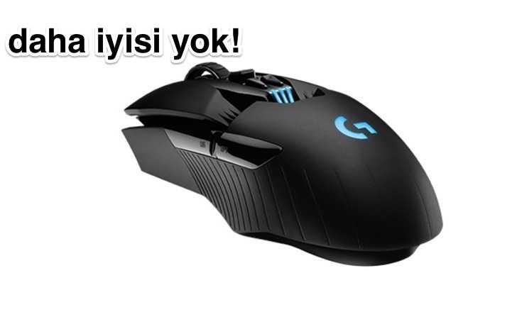 Yılın Mouse'u: Logitech G903 Lightspeed