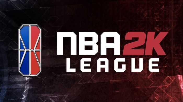 NBA 2K e-Spor Liginin Logosu Belli Oldu!