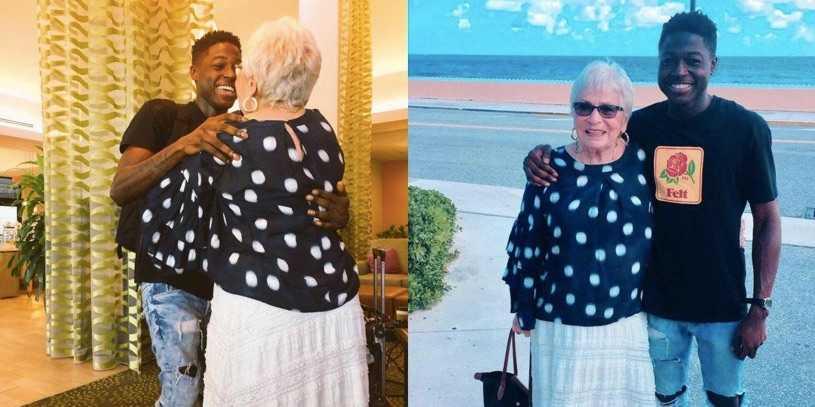 Friends with Words, 84 Yaşındaki Roz ile 22 Yaşındaki Spencer'ı Buluşturdu