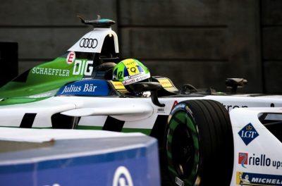 Audi Pilotları Formula E'ye Simülatörle Hazırlanıyor
