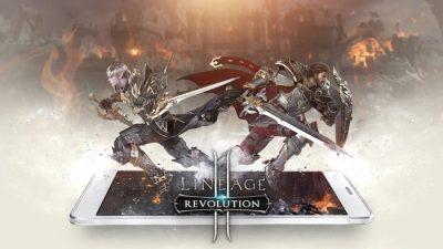 Lineage 2: Revolution 5 milyon Oyuncuya Ulaştı