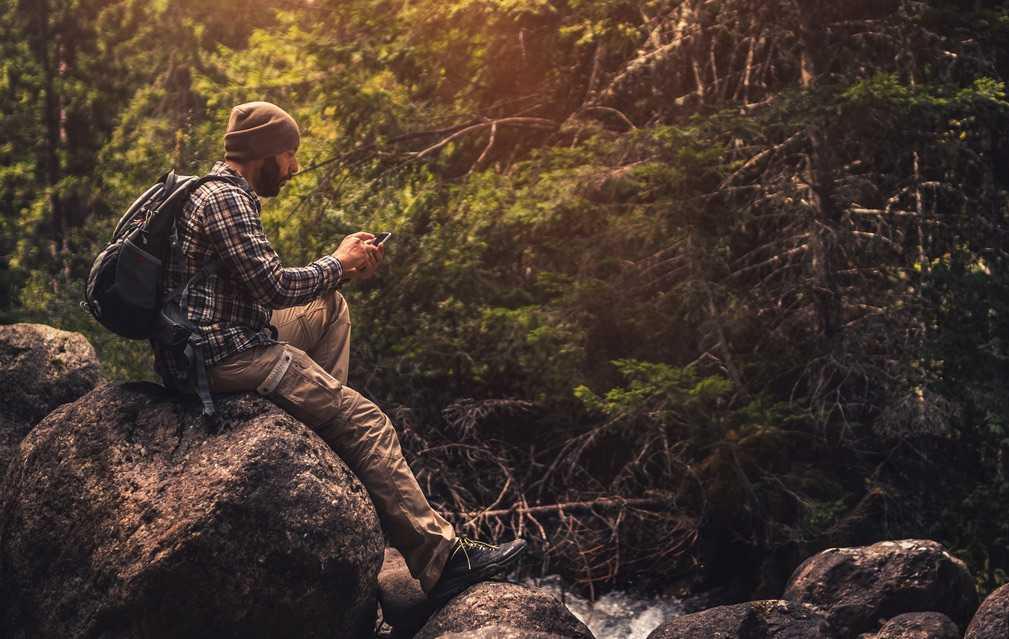 Akıllı Telefonu Bırakıp Odun Kesmeye Başlamak Mümkün mü?