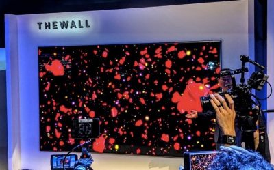 Samsung The Wall Hakkında Her Şey