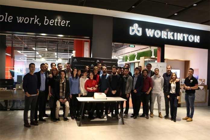 Workinton Kuluçka Merkezi Startup'ları Yatırıma Hazır