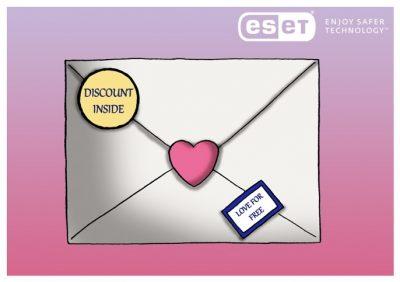 ESET Uyarıyor: Hacker'dan Sevgili Olmaz!