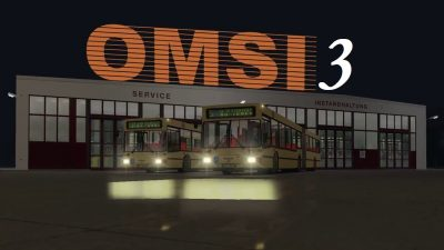 OMSI The Bus Simulator 3 (OMSI 3) Gelecek mi?