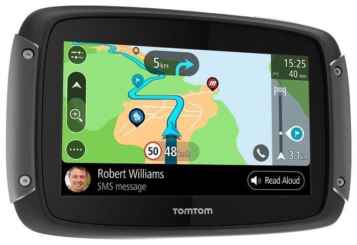 Yeni TomTom RIDER 550 Özellikleri ve Fiyatı
