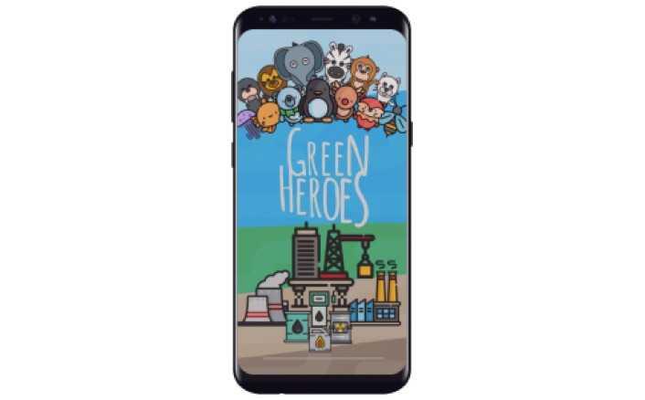 Sosyal Girişimcilik Oyunu Green Heroes ile Tanışın