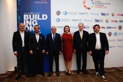 GEC18IST Global Girişimcilik Kongresi için Heyecan Dorukta