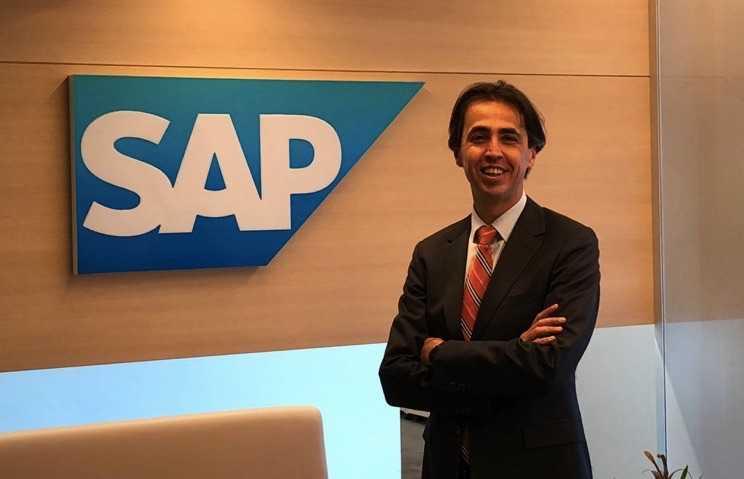 SAP Türkiye'nin yeni çözüm satış direktörü Gökhan Nalbantoğlu